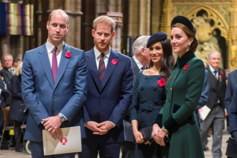 Harry and Meghan step back from senior roles in surprise move