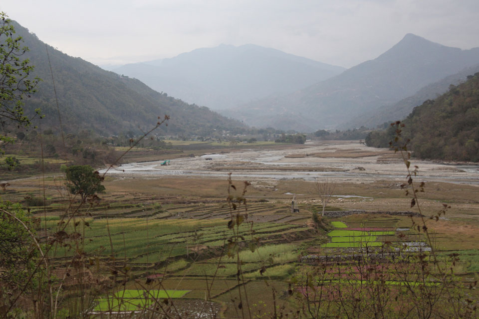 Budhi Gandaki Hydro Project: Committee submits report with possible investors