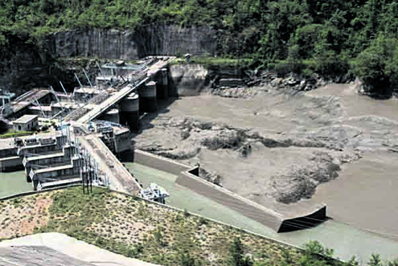 Government to construct Budhi Gandaki Hydel Project on its own