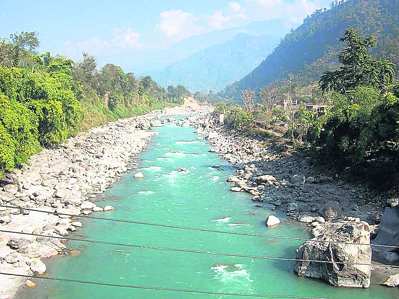 Energy ministry to start building Budhi Gandaki Hydropower Project from next FY