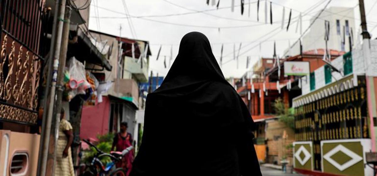 Sri Lanka to ban burqa, shut many Islamic schools, minister says