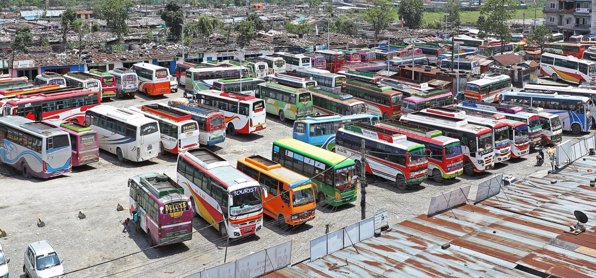 Pre-booking of bus tickets to open from September 26 for those leaving Valley for Dashain