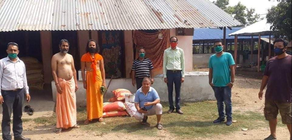 Communities in Butwal step up to help the people in need
