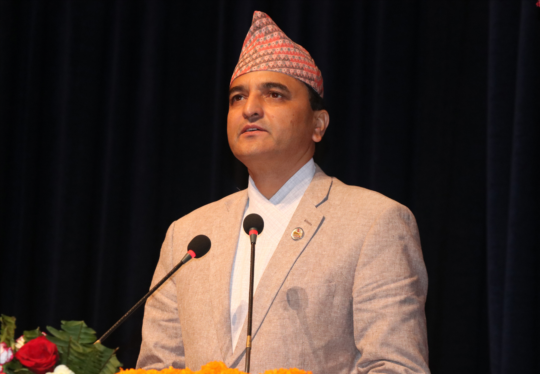 Minister Bhattarai directs NTB officials to prepare infrastructures to accommodate 500,000 tourists around Kathmandu Valley