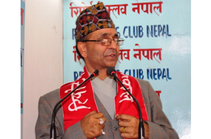 Newly elected CEO Bhusal vows to shift quake victims to new houses within 7 months
