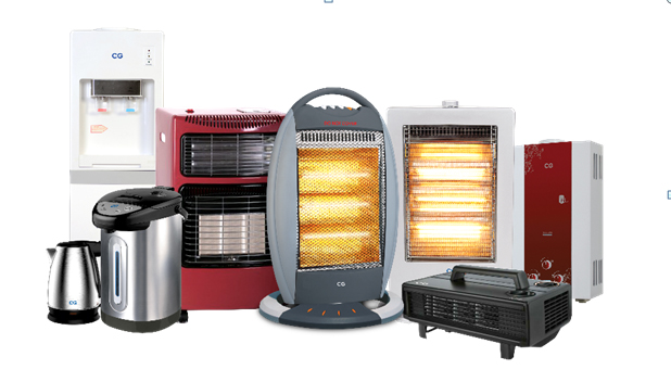CG Brand introduces home appliances targeting winter