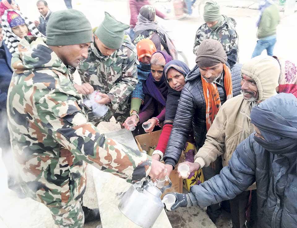 Cold menace continues in tarai