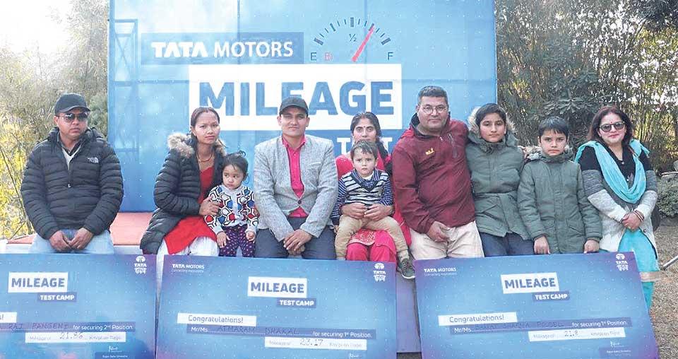 Tata Motors concludes Mileage Test Camp
