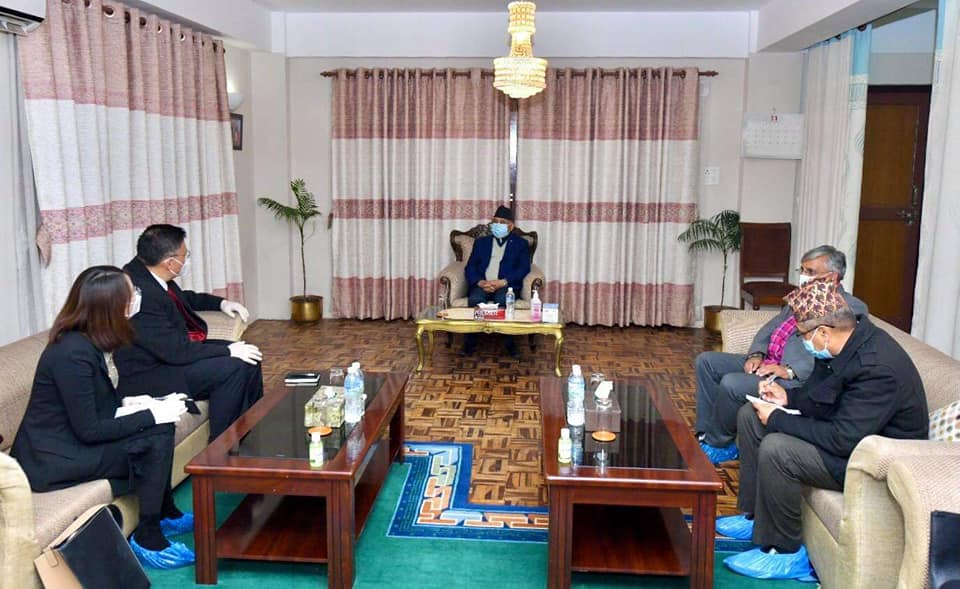China has legitimate reason to be concerned with internal situation in Nepal, say experts