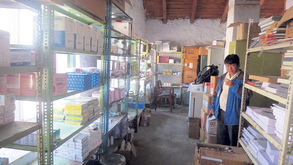 Medicine crunch hits health facilities in Rolpa