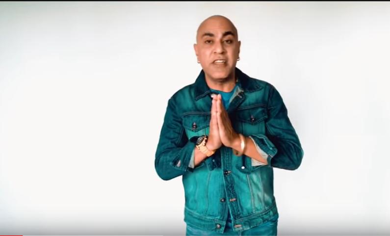 Baba Sehgal teaches ways to battle coronavirus in new song 'Namaste'