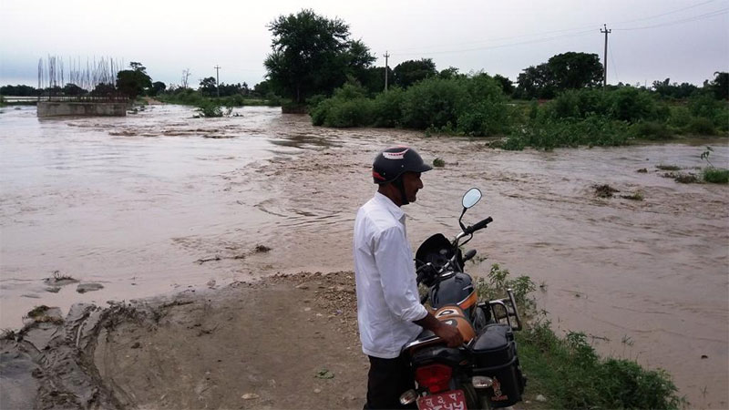 Monsoon-fed rivulets wreak havoc on Chandranahar
