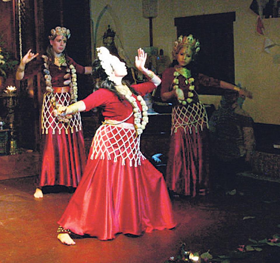 Charya Nritya: Dancing for enlightenment