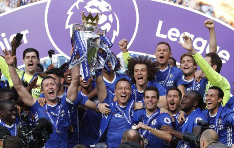 Champions Chelsea earn 150 million pounds in Premier League payments