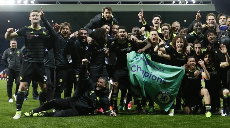 Key moments in Chelsea's title season