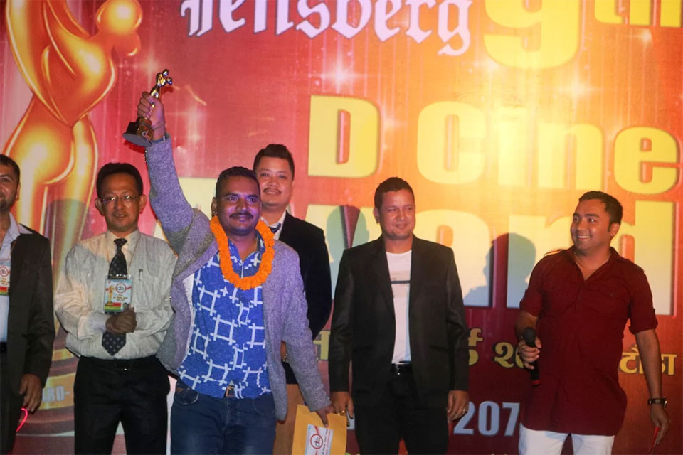 Chhakka Panja bags 10 D Cine Awards (with photos)