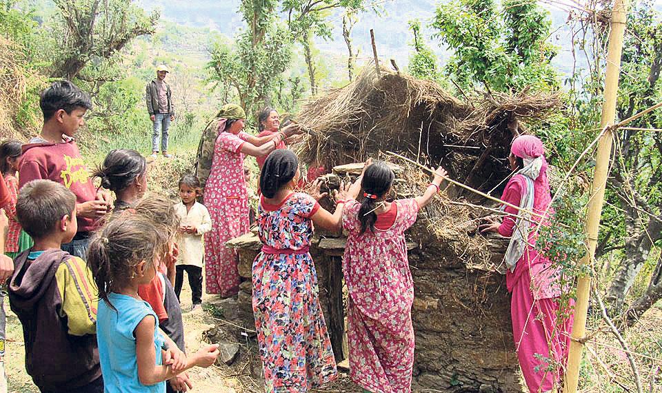 Why Chhaupadi persists