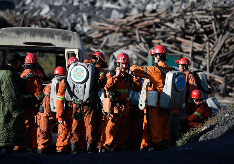 7 coal miners dead in China after gas explosion