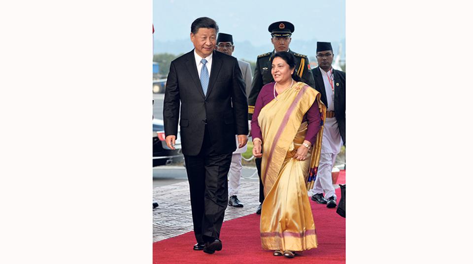 China will help transform Nepal from 'landlocked' to 'land-linked': Prez Xi