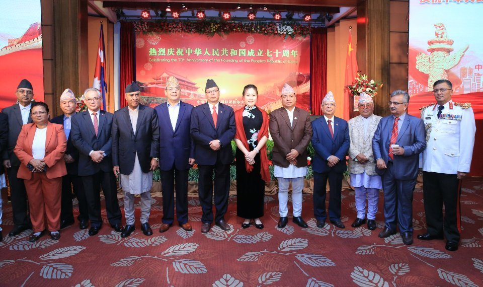 Ambassador Hou hints at Chinese President Xi's visit to Nepal