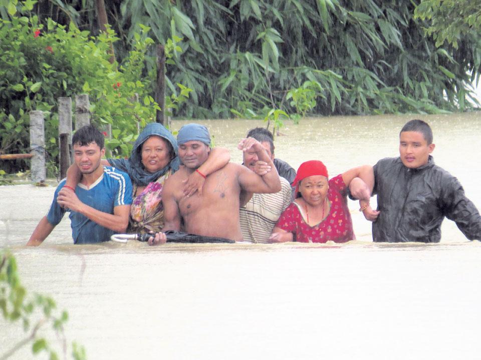Floods, landslides toll rises to 66