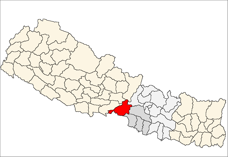 Bus and tipper crash in Chitwan, 26 injured