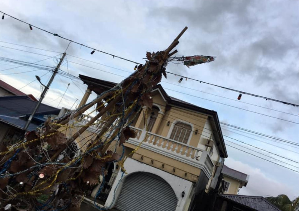 Christmas typhoon kills at least 13 in Philippines