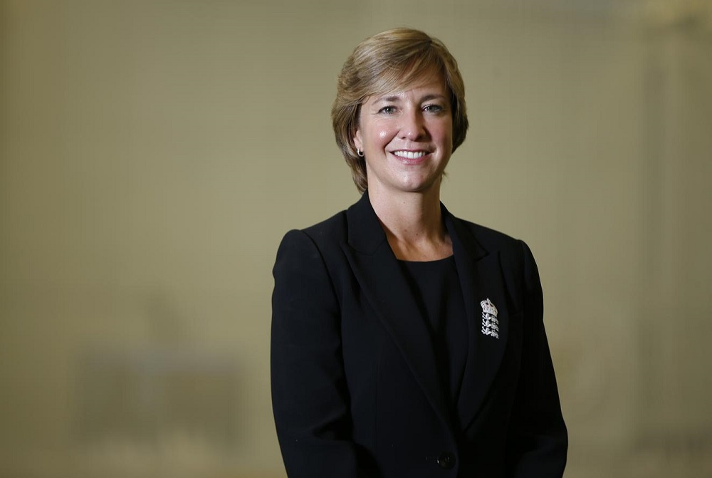 Former England captain Connor to become MCC's first female president