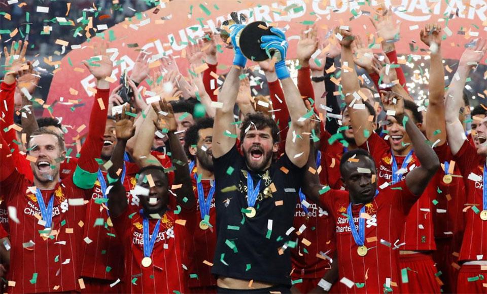 Liverpool win Club World Cup as Firmino sinks Flamengo