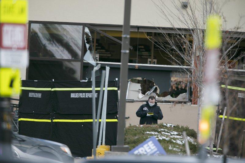 Colorado marks latest mass tragedy after 10 killed