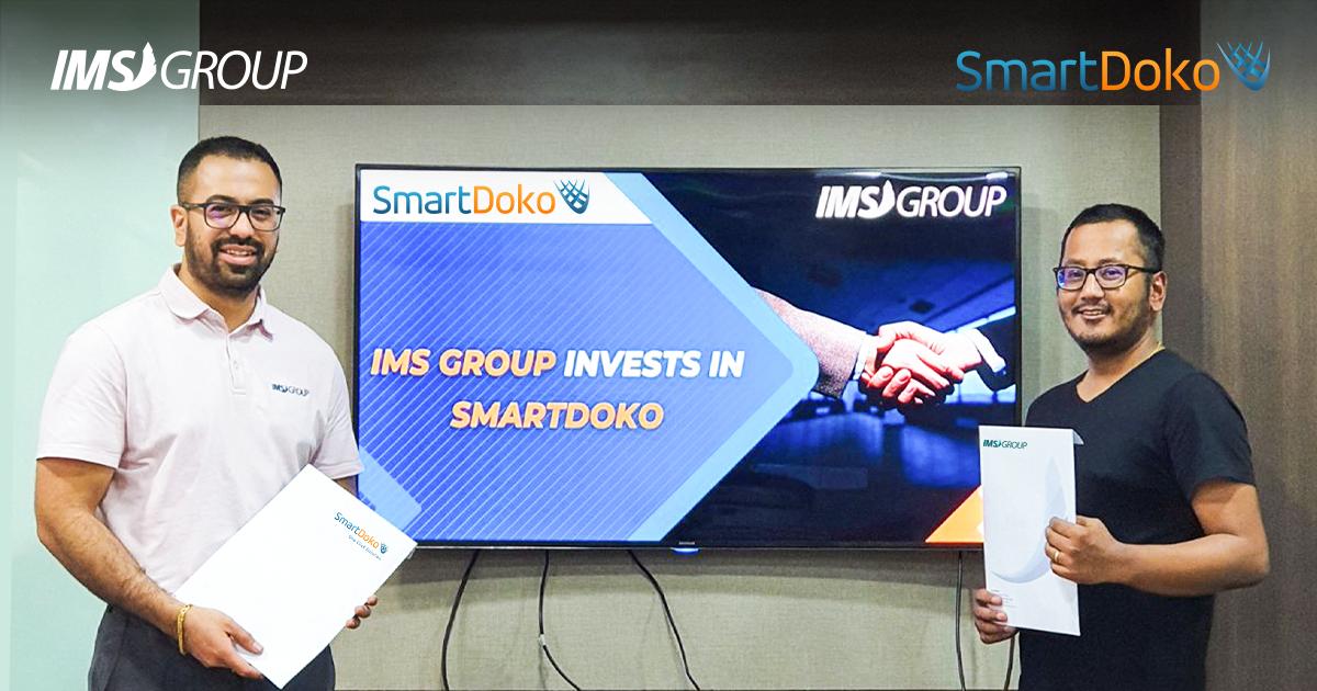 IMS Group invests in Nepali e-commerce platform, SmartDoko