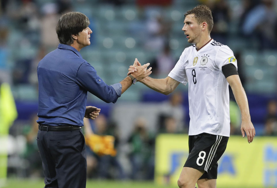 Germany's inexperience highlighted while beating Australia