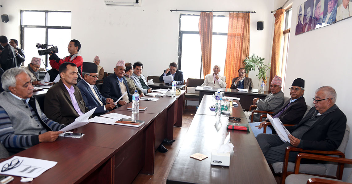 NC's Mahasamiti meeting in August