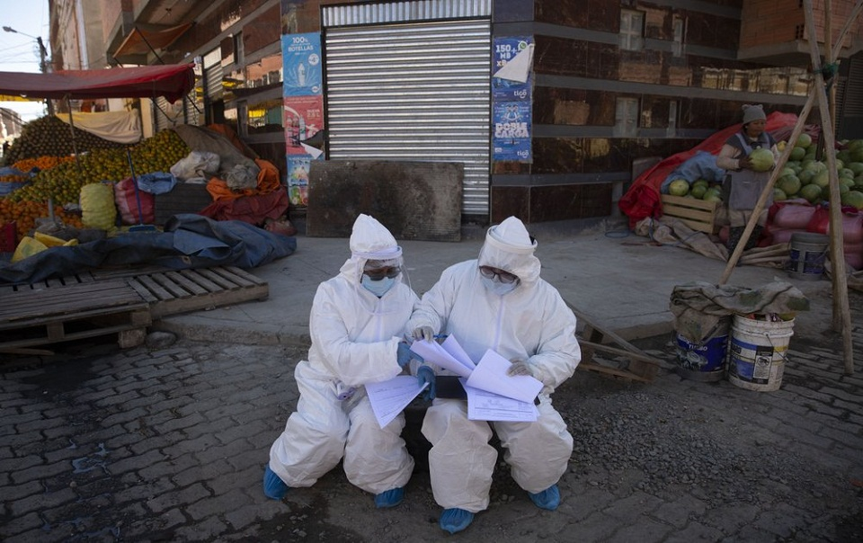 Global death toll for COVID-19 pandemic now above 600,000