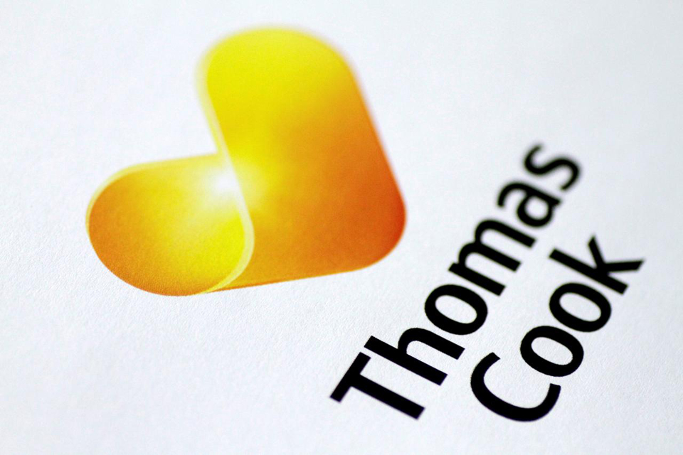 Hundreds of thousands stranded after British travel firm Thomas Cook collapses
