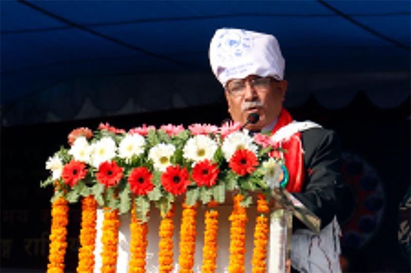 PM Dahal pledges to double the budget for Tamu Lhosar celebration