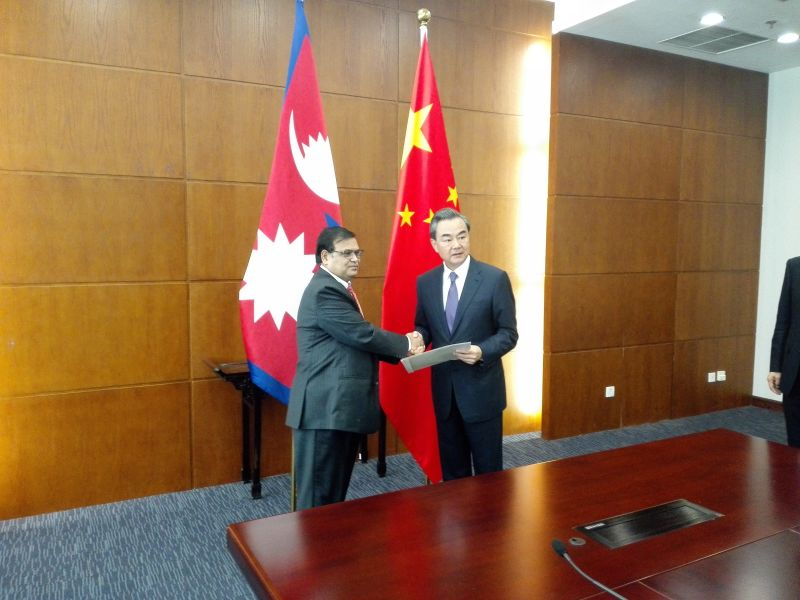 DPM Mahara to meet Chinese PM Wednesday