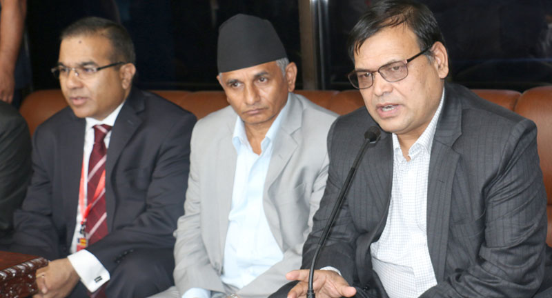 DPM Mahara leaves for China
