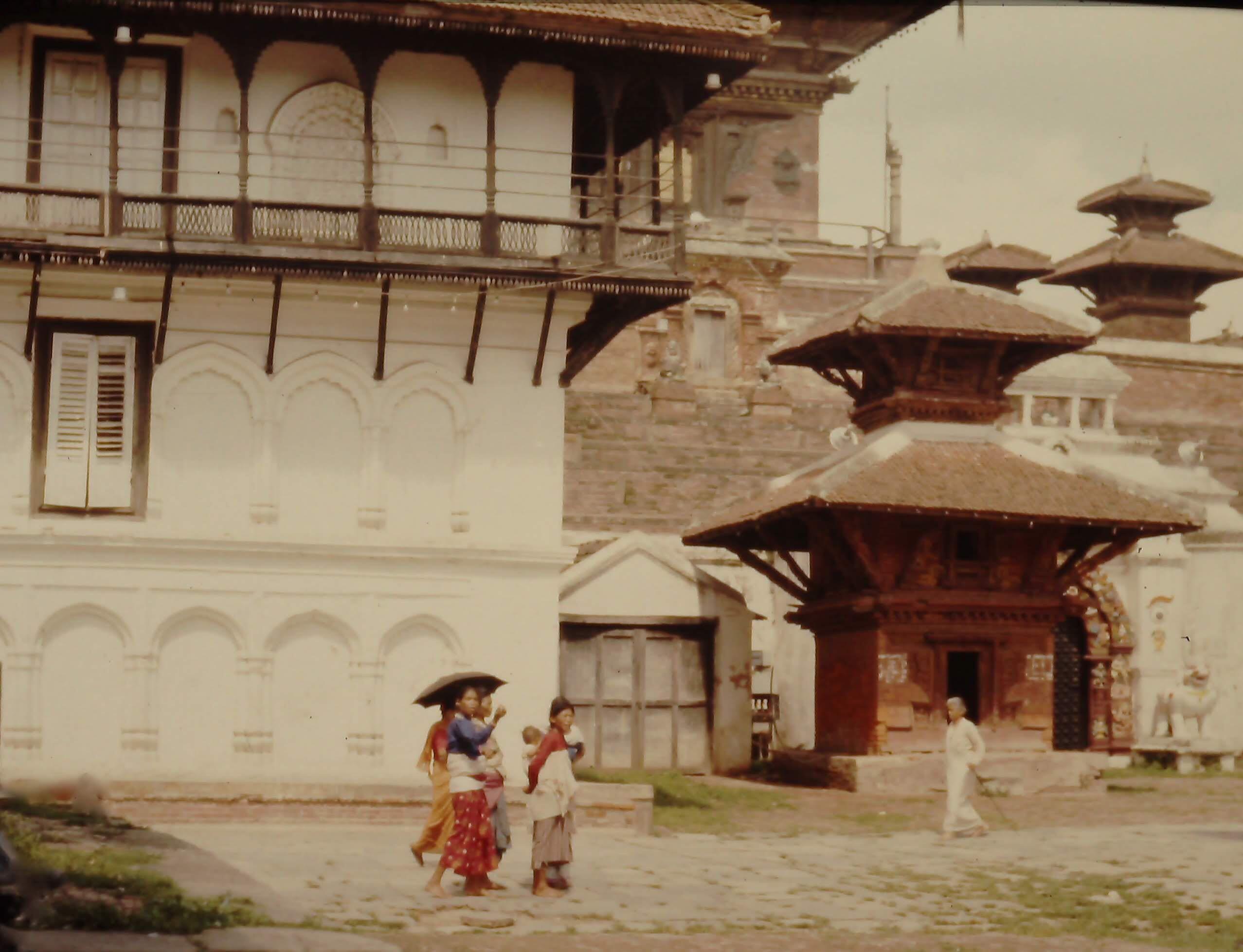 Old Nepal in Ed Van der Kooy's reel