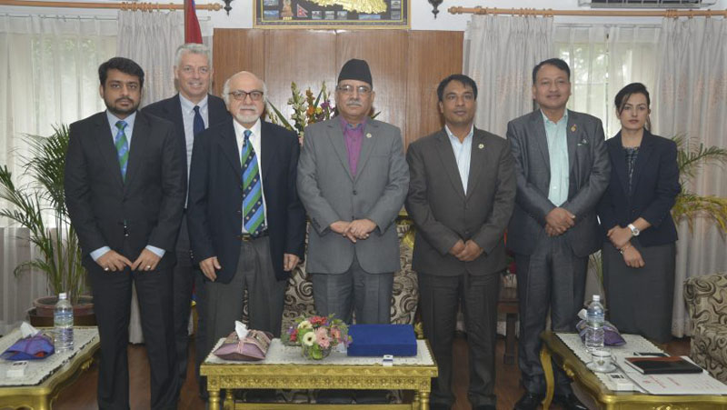 ICC agrees to form board to regulate Nepali cricket