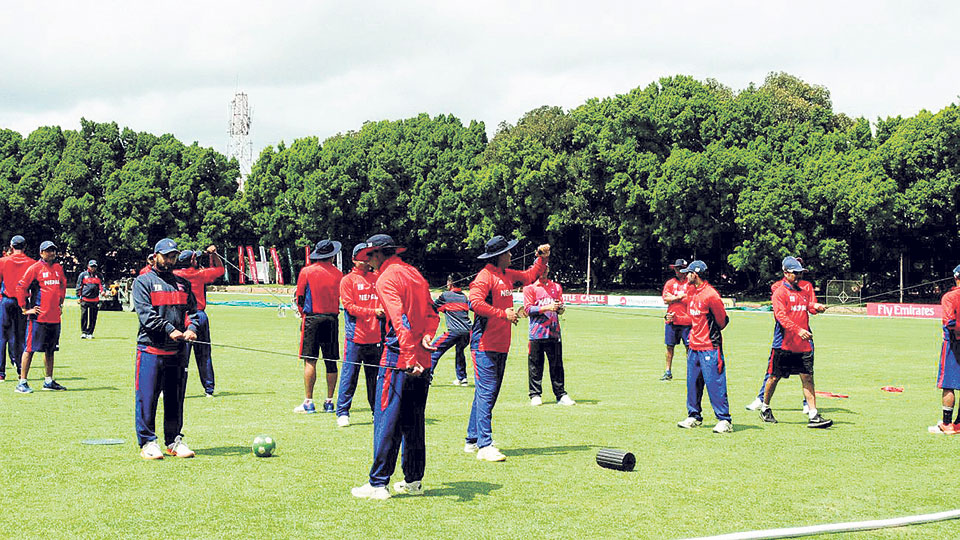 Focus shifts on ODI status as Nepal faces Hong Kong in final group match