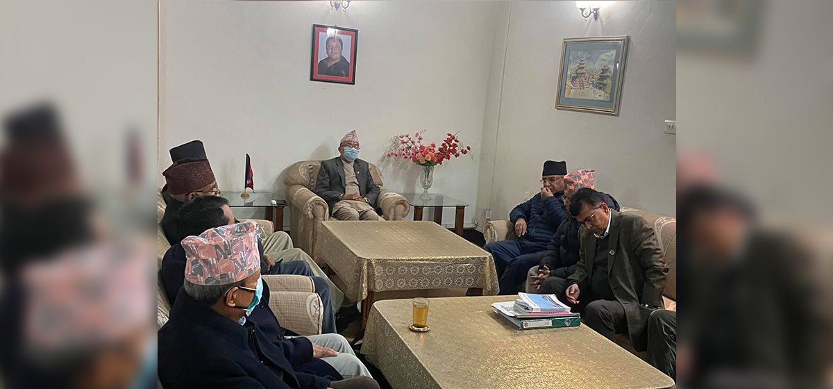 Dahal-Nepal faction reaches Election Commission seeking official recognition as legitimate NCP