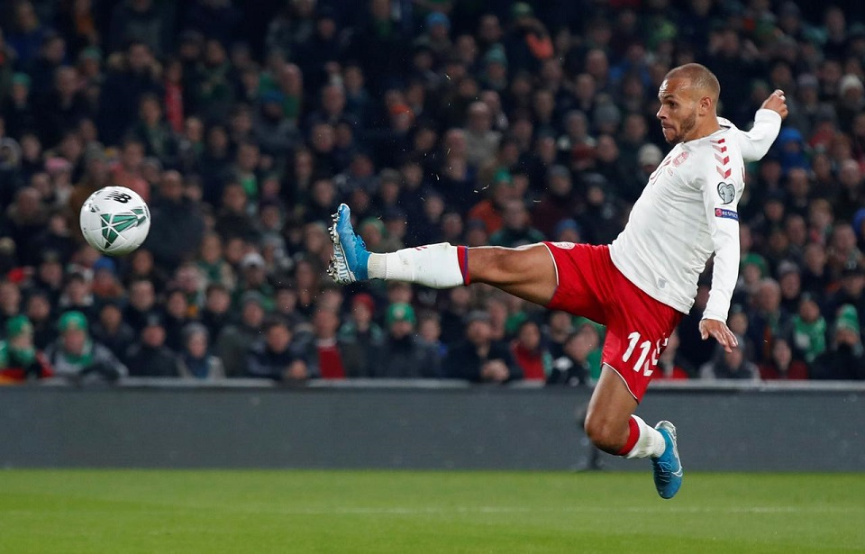 Denmark seal Euro 2020 place with Ireland draw
