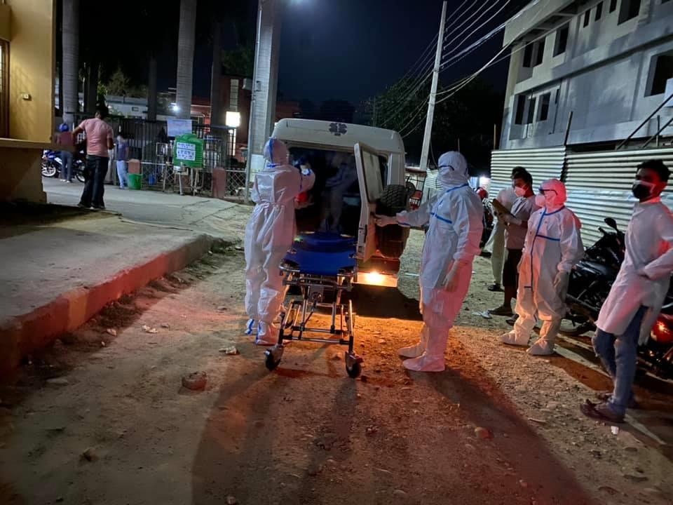 Five succumb to COVID-19 in a night in Banke