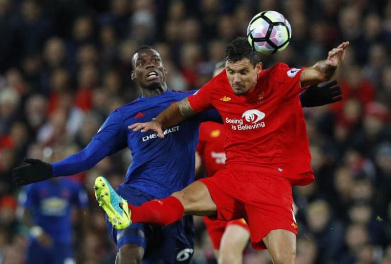 Liverpool's Lovren optimistic ahead of United, Chelsea clashes