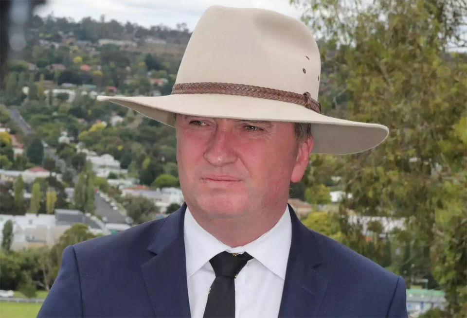 Australian deputy PM Joyce resigns over sexual harassment allegations
