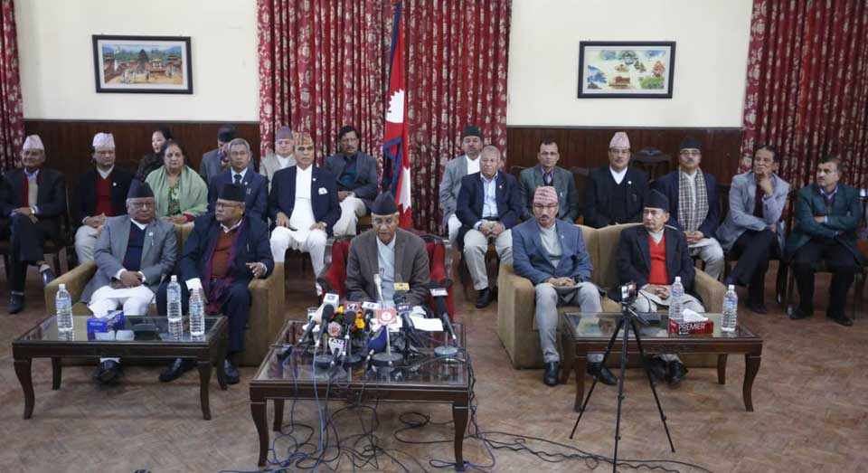 PM Deuba resigns, Oli to be sworn in as 38th PM of Nepal