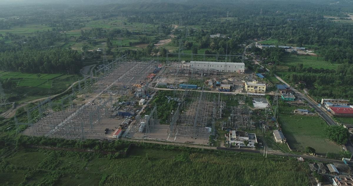 Dhalkebar substation comes online, enhancing Nepal's capacity for cross-border energy trade