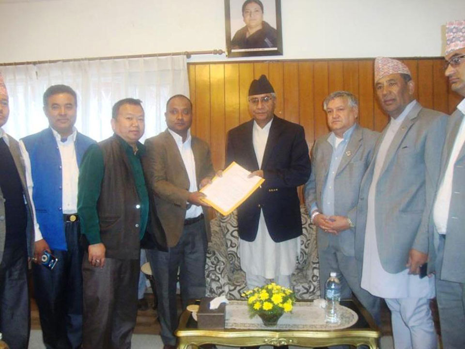 Dhankuta demanded as capital city of Province 1