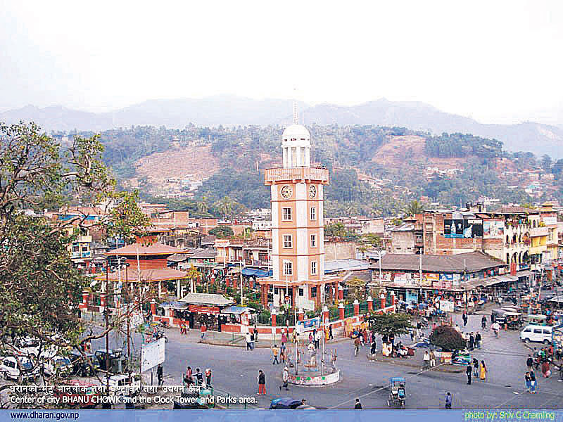 An attempt to boost night life in Dharan